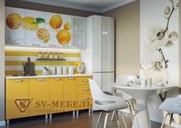 """Кухонный гарнитур """"Апельсин"""" 1,8 м."""