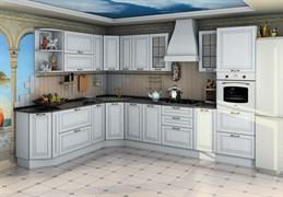 "Кухня ""Кантри"" Белый дуб"